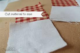 learn how to make your own placemats debbiedoos