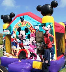 mickey mouse clubhouse bounce house bounce house rentals san diego mickey mouse bounce house