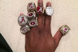 alabama class ring money to bo davis why bama why rivals message boards