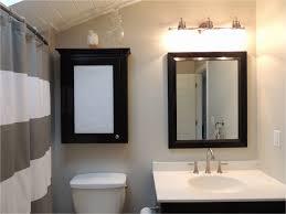 brushed nickel bathroom mirror lowes lowes bathroom vanity
