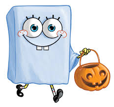 halloween clipart ghost spongebob halloween clip art u2013 festival collections