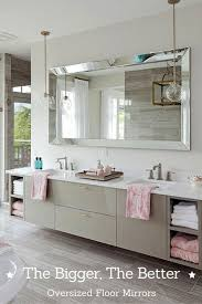 Spiegel Home Decor by Large Mirror Leaning Against Wall Vanity Decoration