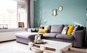 home paint schemes interior interior cool color scheme blue living room complementary