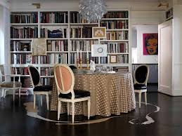 Whole Wall Bookshelves 25 Dining Rooms And Library Combinations Ideas Inspirations