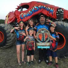 monster truck show maine crushstation crowned 2015 monster truck throwdown champion