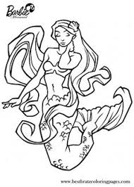 realistic coloring pages barbie fairytopia coloring book