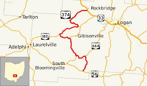 Terminus Cave Map Ohio State Route 374 Wikipedia