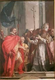 giovanni battista tiepolo apollo e i continenti 1752 53