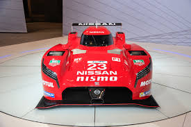 nissan race car nissan to reassess gt r lm nismo race car program this week