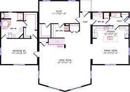 cottage floor plan cottage