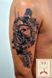 Drummer Tattoo Ideas 831 Best Tattoo Images On Pinterest Music Tattoos Guitar Tattoo