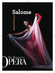 minnesota opera u0027s salome program by minnesota opera issuu
