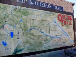 Map Of Oregon Trail by 2dodges2go 9 5 14 Oregon Trail Interpretive Center