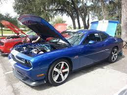 Dodge Challenger 2012 - for sale 2012 dodge challenger srt8 blue streak pearl sold srt