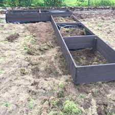 building a raised bed kitchen garden growerflow