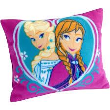 disney frozen 2 blanket and pillow set walmart