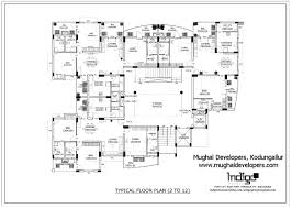 floor plans of mughal apartments mughal developers