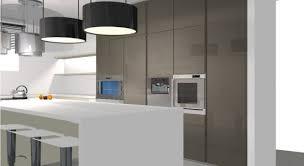 meubles hauts de cuisine eclairage d une cuisine sans meubles hauts décoration cuisine