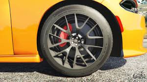 charger hellcat wheels dodge charger srt hellcat 2015 v1 2 for gta 5