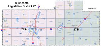 Austin County Map by Where Does Your City Line Up District Maps Mower County Gop