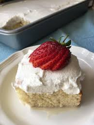 tres leches cake recipe for shavuot the nosher