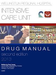 icu drug manual rtt pharmacology