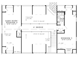 Country Home Floor Plans Beautiful Rustic Country Home W Super Open Layout Hq Plans