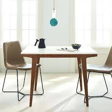 west elm expandable table west elm industrial dining table kinsleymeeting com
