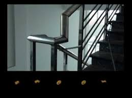 Steel Handrails For Steps Stainless Steel Hand Railings For Stairs Youtube