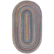 Oval Area Rugs Country Braided Oval Area Rug Walmart