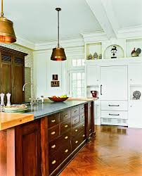 kitchen design hanging pendant lights drop ceiling countertop