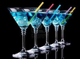 martini toast martini glasses glow celebration pinterest martinis photo