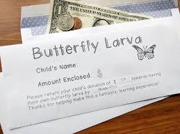 money collection envelopes for kindergarten this is genius
