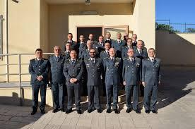 gdf si e social chieuti il generale della gdf vito augelli in visita alla brigata