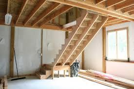 patrick u0027s barn building basic stairs fine homebuilding