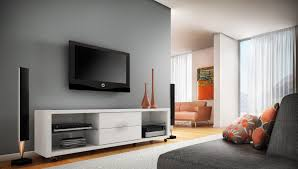 decoration large modern bedroom with cream wall color interior
