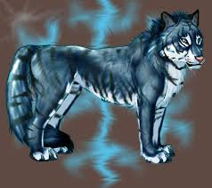 the tiger wolf hybrid by thetyro on deviantart