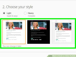 What Is An Online Resume by 3 Ways To Create An Online Portfolio Wikihow