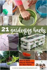 Garden Tips And Ideas 21 Genius Gardening Hacks Spaceships And Laser Beams