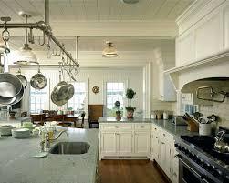 kitchen island hanging pot racks kitchen island with hanging pot rack kitchen island kitchen