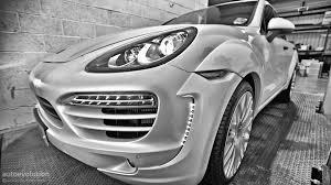 porsche cayenne matte white kahn porsche cayenne diesel review autoevolution