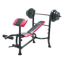 Cheap Weight Benches With Weights Youth Weight Set Target