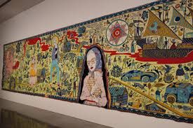 Grayson Perry Vanity Of Small Differences Textile Curator Grayson Perry My Pretty Little Art Career