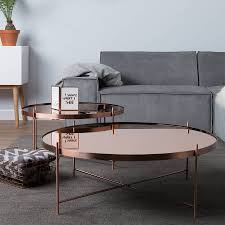 Living Room Side Tables Cupid Copper Living Room Side Table By Cuckooland