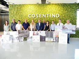 Rafa Consentino by Cosentino Uk Rafael Nadal Visits Cosentino City In Manhattan