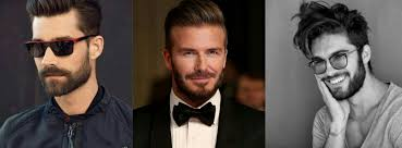 Mens Hairstyle By Face Shape by Beard Shape The Perfect Beards For Your Face Shape