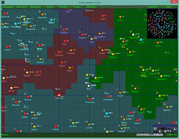 Galaxy Map Galaxy Map Image Outer Space Indie Db