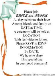 Informal Wedding Invitation Wording Informal Wedding Invitation Wording Afrikaans Wedding Invitation