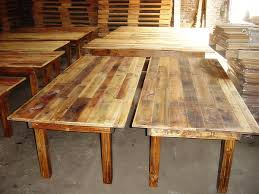 the facts on rustic kitchen tables