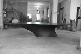 tavoli da design tavolo da pranzo design originale in ghisa ovale explorer